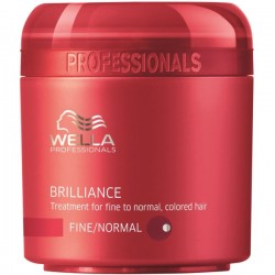 Brilliance Treatment For Fine Hair Kaukė ploniems ir normaliems plaukams, 150 ml