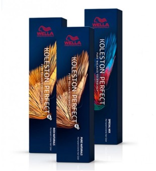 Wella Koleston Perfect Me+ Rich Naturals Ilgalaikiai plaukų dažai, 60ml | inbeauty.lt
