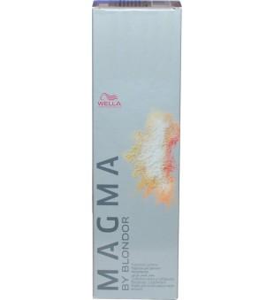 Wella Magma by Blondor Lightener Pigmentuota plaukų šviesinimo priemonė, 120 g | inbeauty.lt