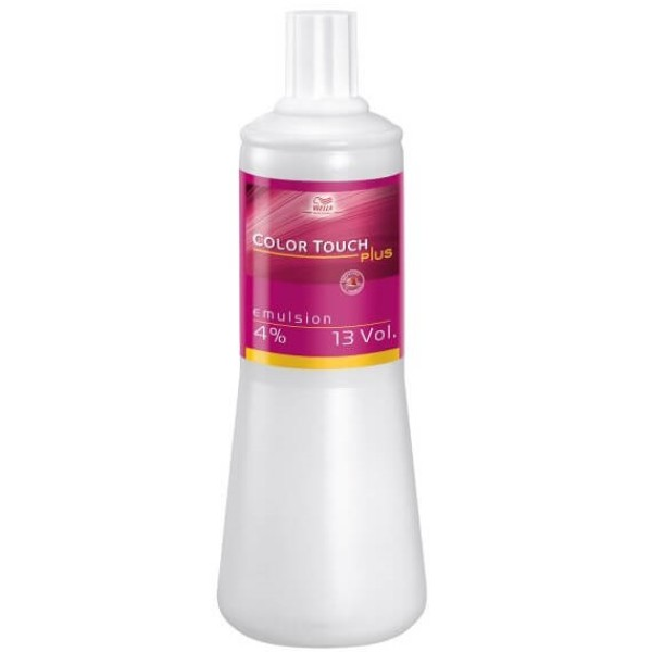 Oksidacinė emulsija Color Touch Plus 4% 1000ml