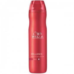 Šampūnas dažytiems šiurkštiems plaukams - BRILLIANCE SHAMPOO COARSE, 500 ml