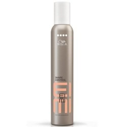 Ypač stiprios fiksacijos formuojamosios plaukų putos Eimi Shape Control  500 ml