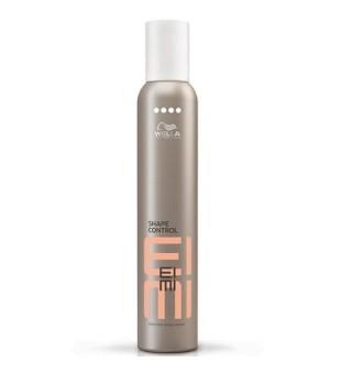 Wella Eimi Shape Control Ypač stiprios fiksacijos formuojamosios plaukų putos, 500 ml | inbeauty.lt