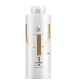 Wella Oil Reflections Luminous Reveal Shampoo Švytėjimą išryškinantis plaukų šampūnas,1000 ml | inbeauty.lt