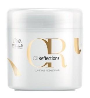 Wella Oil Reflections Luminous Reboost Mask Švytėjimą sustiprinanti plaukų kaukė, 150 ml | inbeauty.lt