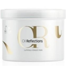Oil Reflections Luminous Reboost Švytėjimą sustiprinanti plaukų kaukė, 500 ml