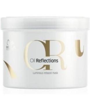 Wella Oil Reflections Luminous Reboost Švytėjimą sustiprinanti plaukų kaukė, 500 ml | inbeauty.lt