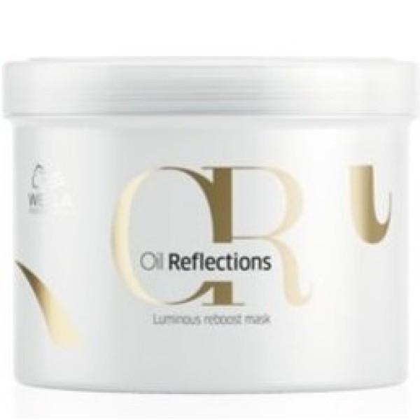 Švytėjimą sustiprinanti plaukų kaukė Oil Reflection 500 ml