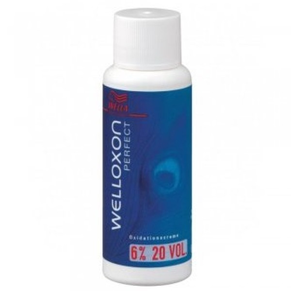 Welloxon Perfect Developer Emulsija 6%, 60ml