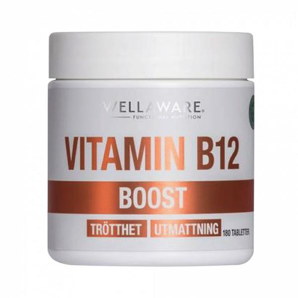 Vitamin B12 Boost Maisto papildas, N180