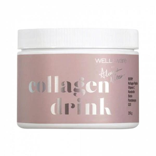 Collagen Drink by Alexandra Nilsson Uogų skonio kolageno milteliai, 250g