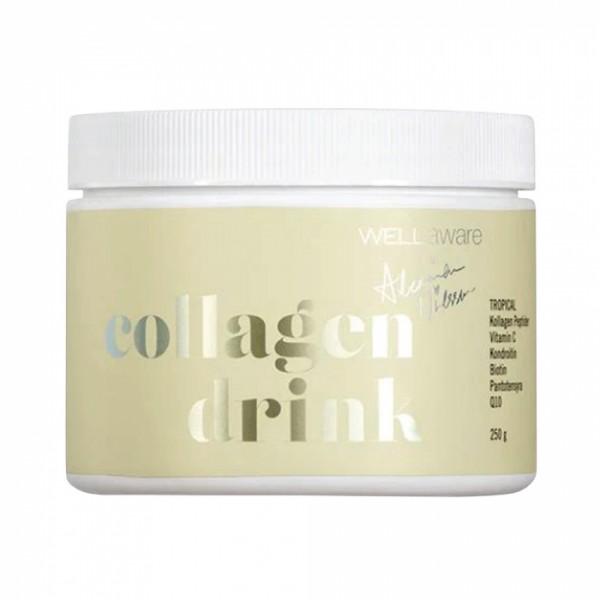 Collagen Drink by Alexandra Nilsson Tropinių vaisių skonio kolageno milteliai, 250g