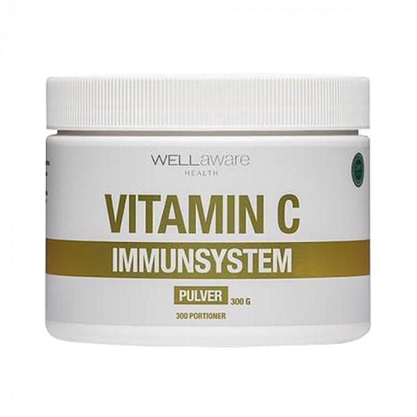 Vitamin C Immunsystem Maisto papildas, 300g