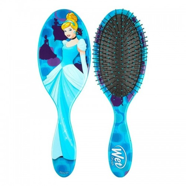 Disney Princess Cinderella Original Detangler Plaukų šepetys vaikams, 1vnt