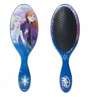 Wet Brush Disney Princess Frozen Anna & Elsa Original Detangler Plaukų šepetys vaikams, 1vnt | inbeauty.lt