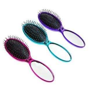 Wet Brush Pop&Go Metallic Sulenkiamas plaukų šepetys, 1vnt | inbeauty.lt