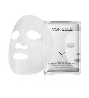 Yonelle Trifusion Biocellulose Endolift Mask Liftinguojanti lakštinė veido kaukė, 1vnt   inbeauty.lt