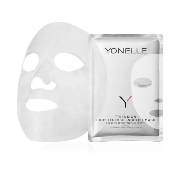 Trifusion Biocellulose Endolift Mask Liftinguojanti lakštinė veido kaukė, 1vnt