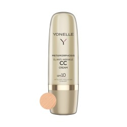 Metamorphosis D3 Anti-Wrinkle CC Cream SPF10 Neutral Priešraukšlinis CC kremas, 50ml
