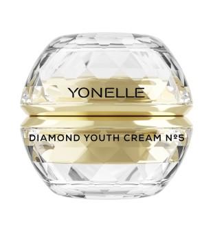 Yonelle Diamond Youth Cream No5 Jauninamasis veido kremas su deimantų dulkėmis, 50ml | inbeauty.lt