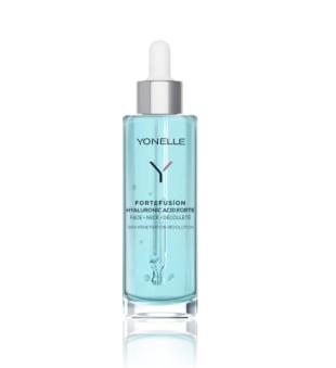 Yonelle Fortefusion Hyaluronic Acid Forte Serum Intensyviai drėkinantis veido serumas, 48ml   inbeauty.lt