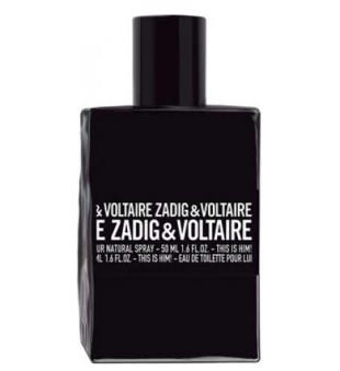 Zadig & Voltaire This Is Him! Eau de Toilette Tualetinis vanduo vyrams, 30ml | inbeauty.lt