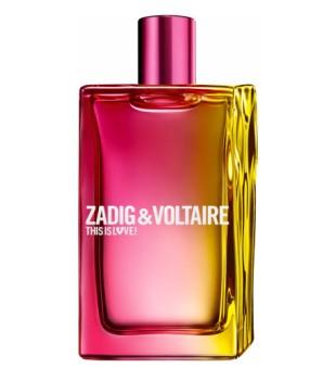 Zadig & Voltaire This Is Love! Eau de Parfum Parfumuotas vanduo moterims, 30ml | inbeauty.lt