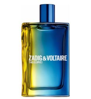 Zadig & Voltaire This Is Love! Eau de Toilette Tualetinis vanduo vyrams, 30ml | inbeauty.lt